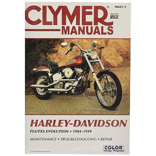 1991 Harley Heritage Softail: Amazon.com on 1974 harley starter schematic, harley-davidson electrical schematic, harley fatboy electrical schematic, 91 harley rocker wiring schematic,