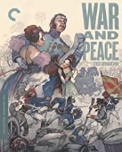 Criterion Collection: War & Peace (2 Blu-Ray) [Edizione: Stati Uniti] [Italia] [Blu-ray]