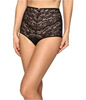 Versace - Lace High Waisted Panty