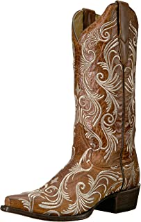 119901e18c3 Amazon.com: Western - Knee-High / Boots: Clothing, Shoes & Jewelry