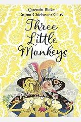 Three Little Monkeys (English Edition) Format Kindle