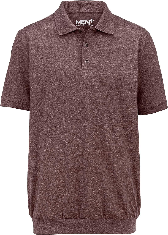 Men Plus Herren Spezialschnitt Poloshirt Pflegeleicht 60 62 B07JN5M5R5  Billiger als der Preis