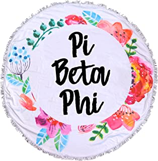 Sorority Shop Pi Beta Phi - Fringe Towel - Blanket