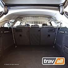 Travall Guard Compatible with Audi A4 Avant (2015-Current) A4 Allroad, S4 Avant (2016-Current), RS4 Avant (2017-Current) TDG1502 - Rattle-Free Steel Pet Barrier