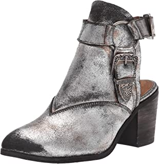 Sbicca Women's Fuzzie Ankle Boot