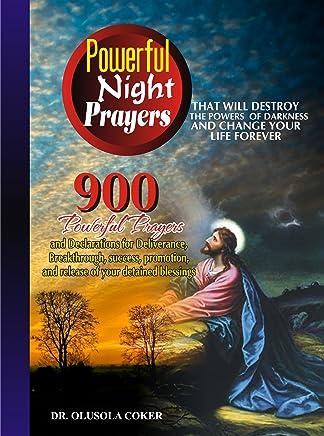 Amazon com: Dr  Olusola Coker - Prayer Books / Worship & Devotion