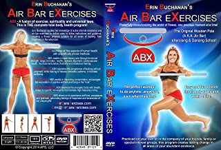 Fitness DVD - Top Selling, Best Workout utilizing HIIT, Yoga, Core Strengthening, Pilates & Cardiovascular Training - Great Exercise dvd - for All Levels - Lose Weight Fast, Burn Fat, add Muscle!