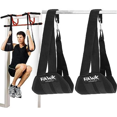 Paar Sling AB Pull Up Straps Gewichtheben Tür Hängende AB Gurte Fitness Gym Home