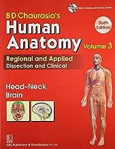 Human Anatomy 6E Vol 3 Head Neck Brain (Pb 2015)