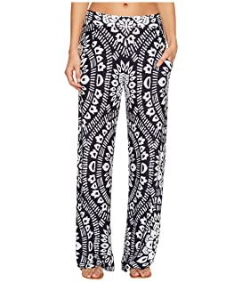 Indochine Wide Leg Pant Cover-Up