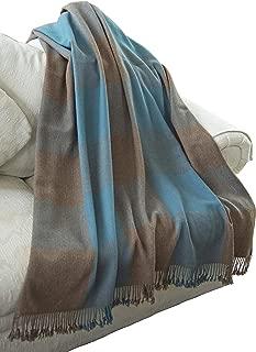 undyed wool blanket