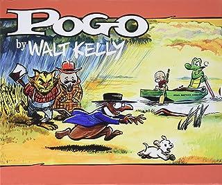 Pogo: Vols. 3 & 4 Gift Box Set (Walt Kelly's Pogo)