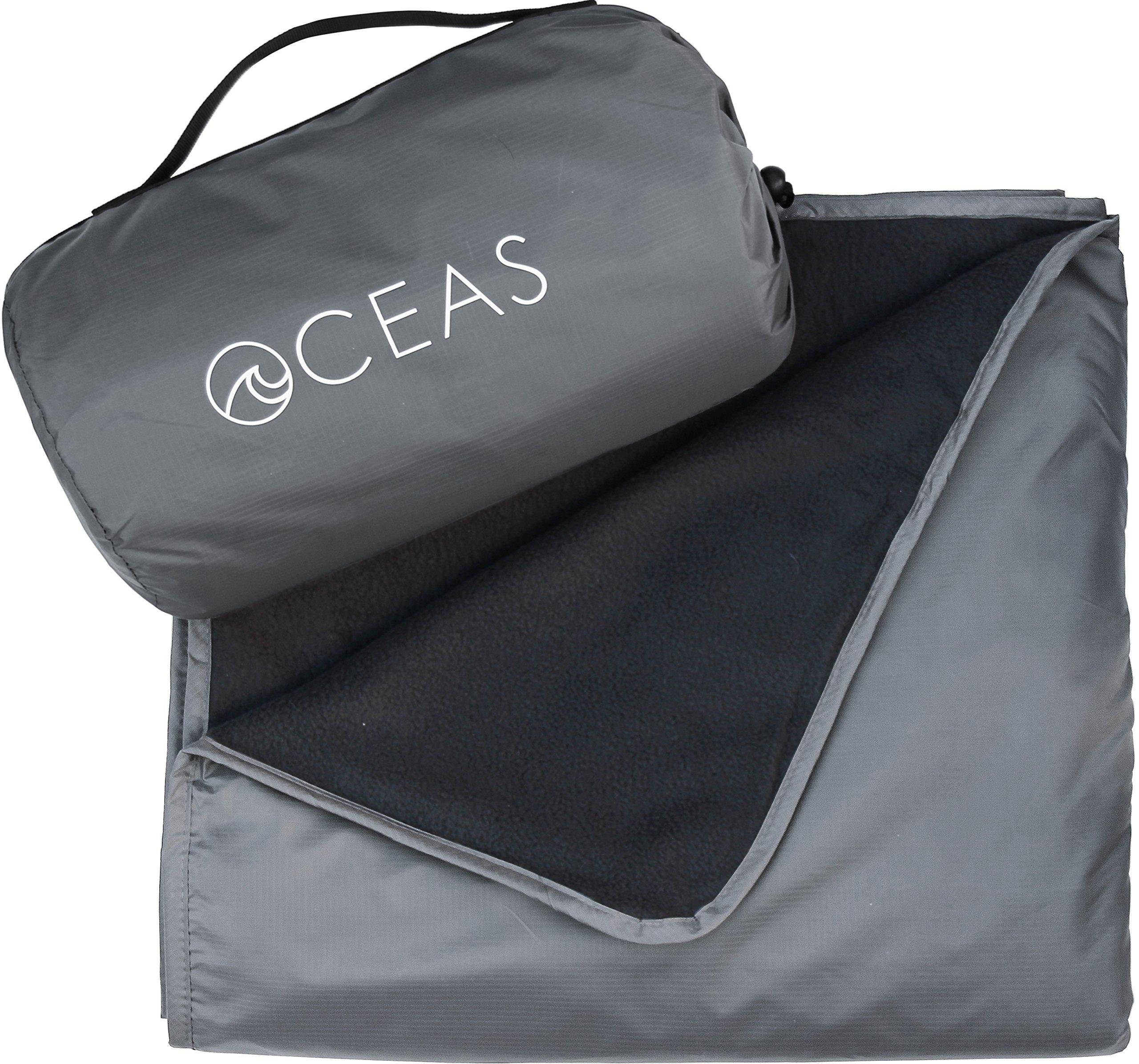 Oceas Outdoor Waterproof Blanket Festival