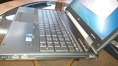 Hewlett Packard (HP) - B9D04AW#ABM?LA - HP EliteBook Mobile Workstation 8570w - Core i5 3360M / 2.8 GHz - Windows 7 Pro 64-bit - 4 GB RAM - 500 GB HDD - DVD SuperMulti - 15.6 HD+ WVA anti-glare wide 1600 x 900 / HD+ - NVIDIA Quadro K1000M - Bluetooth -