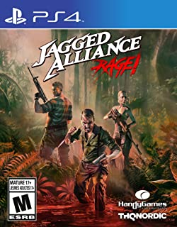 Jagged Alliance Rage (輸入版:北米)- PS4