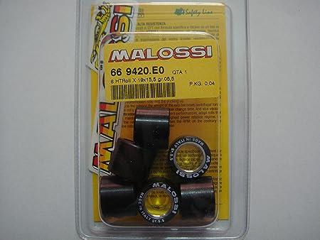 Malossi Variatorrollen 19 X 15 5 Mm Gewicht 4 3 G 4 7 G 5 G 5 5 G 5 7 G 6 1 G 6 5 G 7 2 G Artikelnummer 669420 6 5 Gr Auto