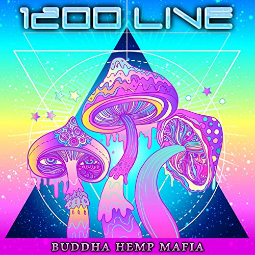 Bad Trips from Magic Mushrooms (Original Mix) by 1200 Live