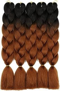 Best teal kanekalon braiding hair Reviews