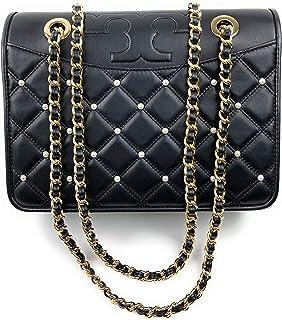 حقيبة يد توري بورش سافانا كومبو جلد