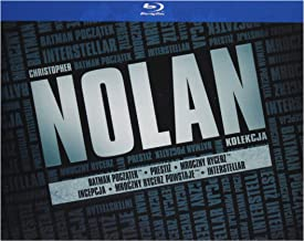 Christopher Nolan Collection [6Blu-Ray] (English audio. English subtitles)