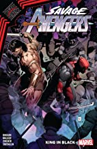 Savage Avengers Vol. 4: King In Black (Savage Avengers (2019-))