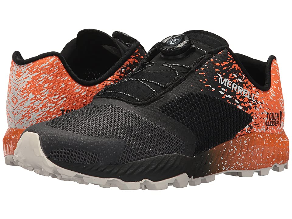 ca94578b0163 Merrell All Out Crush Tough Mudder 2 BOA (Tough Mudder Orange) Men