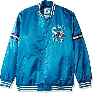 STARTER NBA Men s Legecy Retro Satin Jacket 3db4353a2