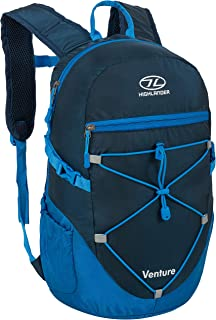 20l Daysack – Hiking Backpack For Men And Women – The Venture Daypack By Funda. Unisex adulto