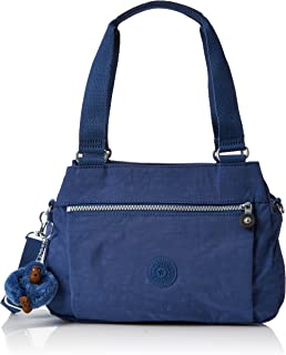 Kipling 凯浦林 女士 Orelie 手提包 Blue (Jazzy Blue) 12x31x20.5 cm (B x H x T)