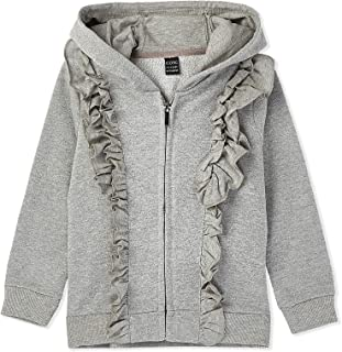 Iconic Zip Up Hoodie For Girls