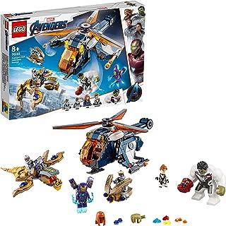 LEGO Super Heroes - Vengadores Rescate en Helicóptero