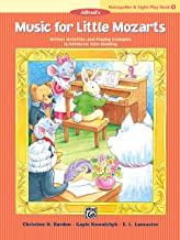 Music for Little Mozarts Notespeller & Sight-Play Book, Bk 1: Written Activities and Playing Examples to Reinforce Note-Reading