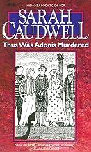 Thus Was Adonis Murdered (Hilary Tamar)
