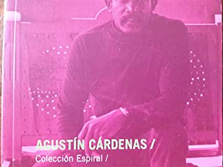 Agustin cardenas,catalogo de arte.