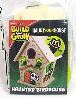 Lowe's Build and Grow Haunted Bird House