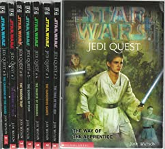 Jedi Quest Series Set (Volumes 1-8)