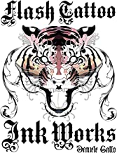 Flash black tattoo. Ink works.: 700+ blackwork designes (Italian Edition)