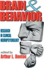 Brain and Behavior: Research in Clinical Neuropsychology (English Edition)