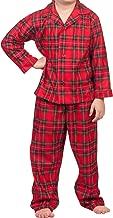 Laura Dare Baby Girls Pink Playful Plaid Racerback Pajamas