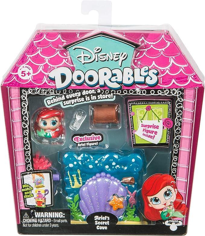 Disney Doorables Series 4 ARIEL Mini Figure Mint OOP