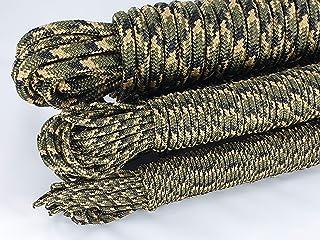ANBP Moro Camouflage Seil Grün Polypropylenseil 10m - 3mm 4mm 5mm 6mm 8mm 10mm 12mm 0,39€/m - 1,29€/m