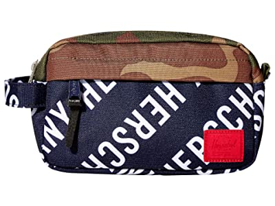 Herschel Supply Co. Chapter Carry On (Roll Call Peacoat/Woodland Camo) Bags