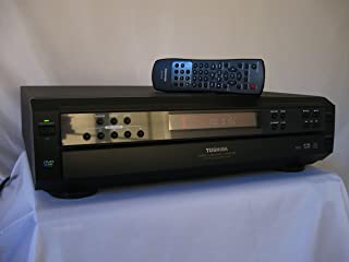 Toshiba SD-K615U Digital Video Home Theater 5-Disc DVD CD Changer