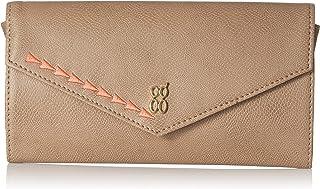 Baggit L Wallet Women's Clutch (Beige)