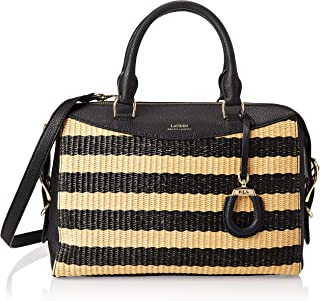 Ralph Lauren Satchel for Women- Black