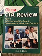 CIA Review: Internal Audit Role in Governance, Risk, And Control