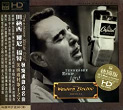 田纳西•尔尼•福特:乡村歌手之父(CD)