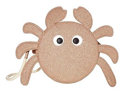 Stella McCartney Kids Crab Shoulder Bag (Pink) Handbags