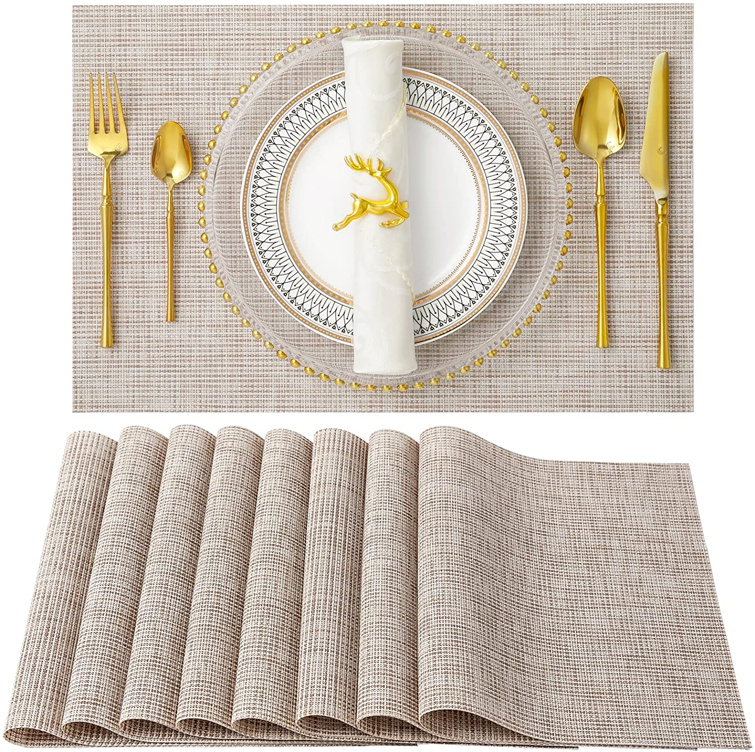 SD Senday Heat Resistant Placemats