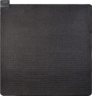 広電(KODEN) ホットカーペット 2畳 本体 遠赤 小さく畳める 即暖 省エネ 面切換 8hOFF 室温センサー付 スライド温度調節 ダニクリーン 176×176cm VWU2025